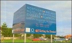Catering College, Portrush