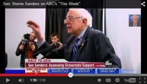 Bernie Sanders takes on the Kochs