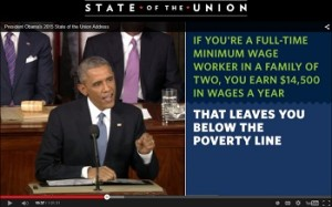 """President Obama - """"State of the Union"""" Speech"""