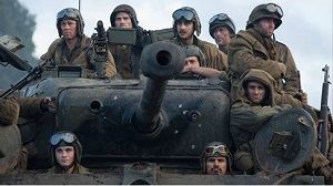 """Fury"" - Inside Germany in a Sherman Tank"