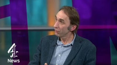 Will Self questions Charlie Hebdo's policy on C4.