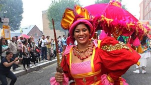 Notting Hill Carnival; The New Britons