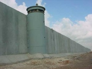 The Wall in Israel-Palestine